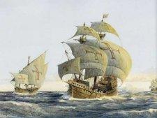 Открытие морского пути в Индию. Васко да Гама — цель Индия!