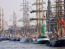 Маршрут регаты The Tall Ships Races 2013 пройдет через Ригу