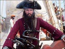 Черная Борода – пират легенда