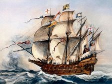 «Великий Гарии» любимый корабль Генриха VIII
