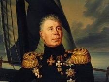 Крузенштерн — «человек и пароход». Адмирал и парусник