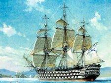 Русский парусный военный корабль «Двенадцать апостолов» (12 апостолов)