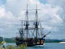 Барк «Индевор» первый корабль Джеймса Кука