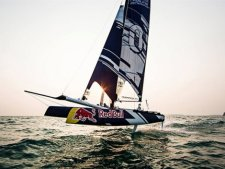Регата Red Bull Foiling Generation