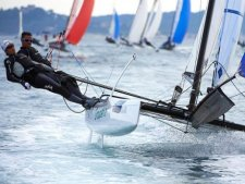 Регата ISAF Sailing World Cup